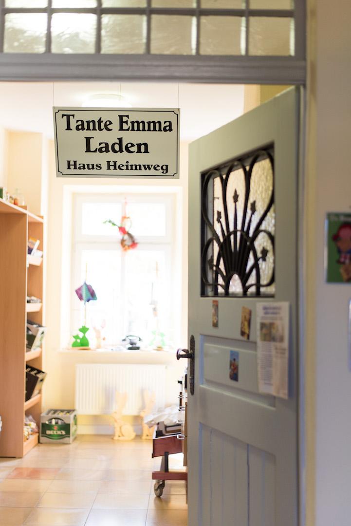 Tante Emma Laden im Haus Heimweg